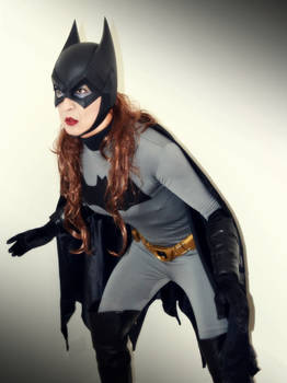 Deliverance - a Batgirl Cosplay Photostory Ch10