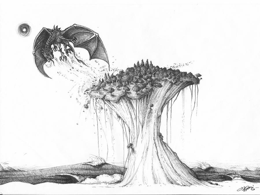Dragon by JULIOLIMA