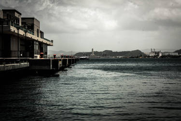 San Juan in Shadows by potcolegend1