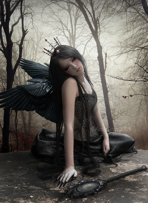 Dead reflexions by LuneBleu
