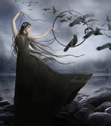 La danse macabre by LuneBleu