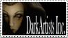 DarkArtists-Inc Stamp by LuneBleu