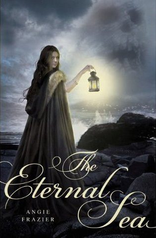 Book Cover - The Eternal Sea by LuneBleu