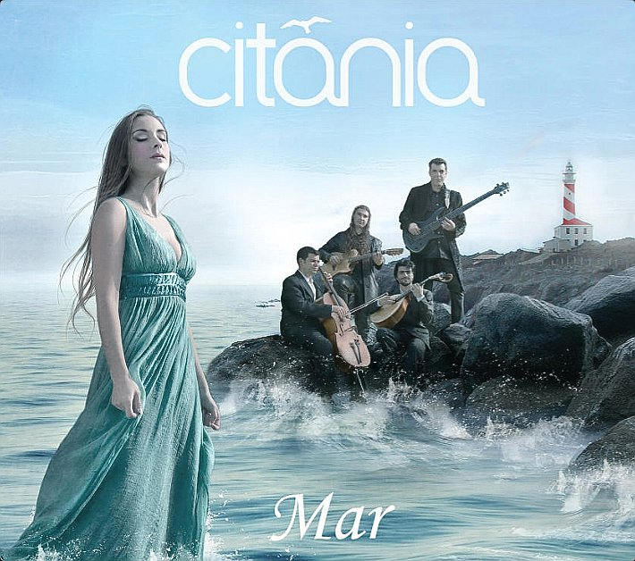 CD cover - Citania by LuneBleu