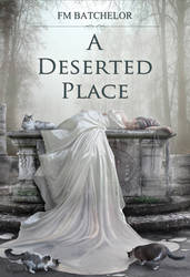 A Deserted Place - book cover by LuneBleu