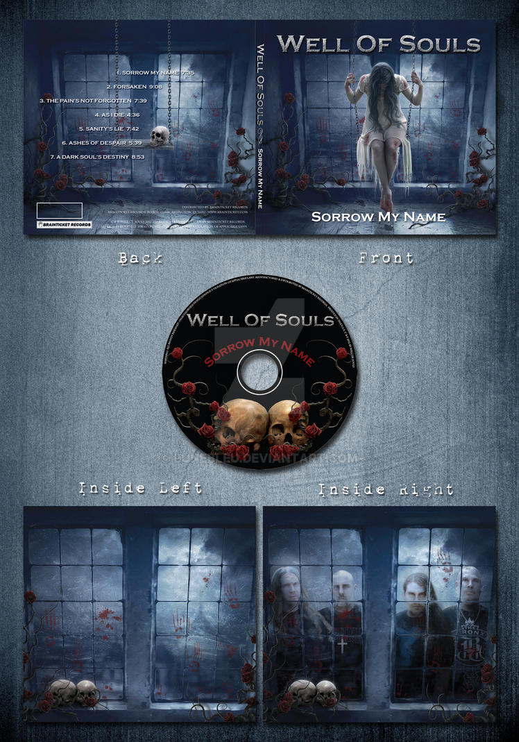 Well Of Souls - DigiPak by LuneBleu