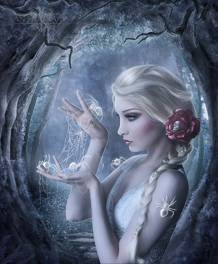 Crystal Dark by LuneBleu