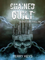 Chained Guilt - Book Cover by LuneBleu