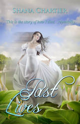 Past Lives - Book Cover by LuneBleu
