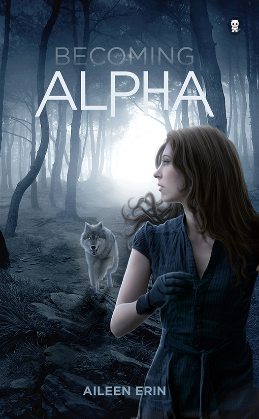 Becoming Alpha - Book Cover