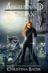 Angelbound Thrax - book cover
