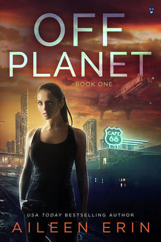 Off Planet - book cover