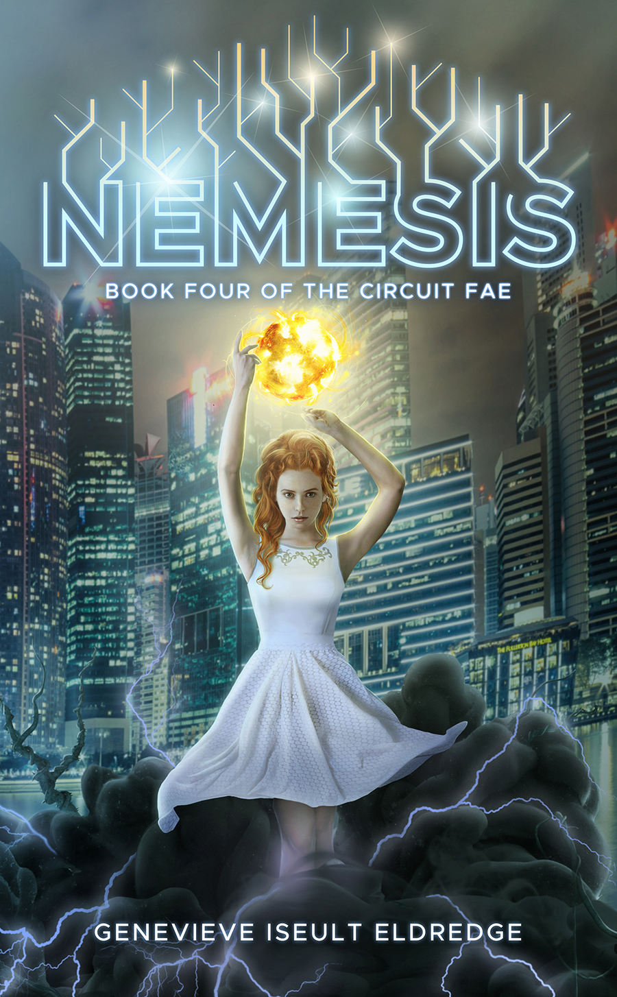 Nemesis - book cover