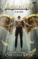 Angelbound Xavier - book cover