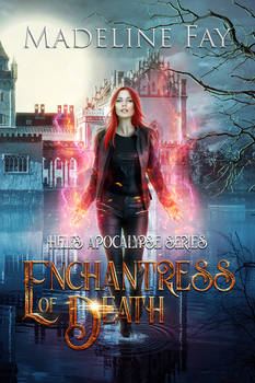 Enchantress of Death - book cover
