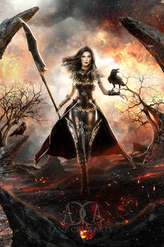 Mistress of Crows and Fire