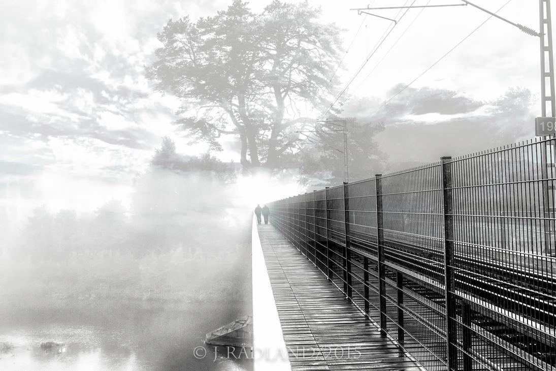 Dream bridge by RadioFreeDeath