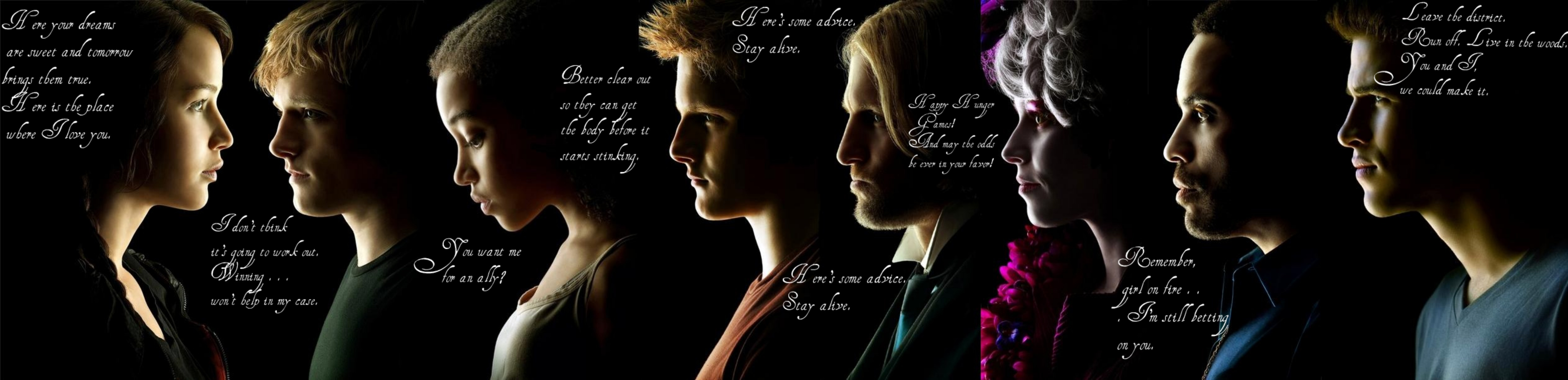 Quotes About Hunger The Hunger Games Quotesseriouslysyked On Deviantart