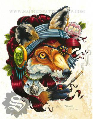 Foxy Lady by Badtaste