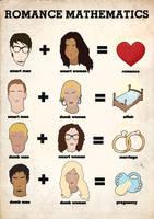 Romance mathematics by XxMortanixX
