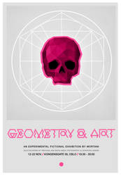 Geometry and art Poster series