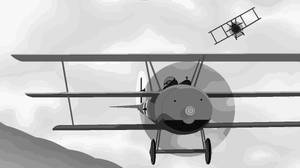 Fokker Dr 1 ms Paint
