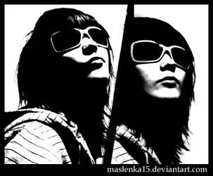Glasses by Maslenka15