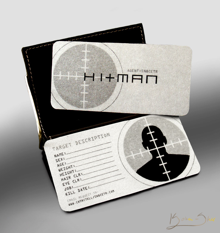 Hitmans business card by auxeru on deviantart hitmans business card by auxeru colourmoves
