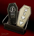 Grimm and Ribbs Business Card