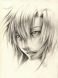 Wroe Sketch by auxeru
