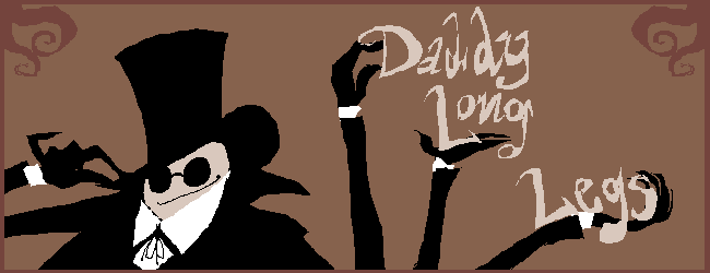 daddy long legs banner by Spoonfayse