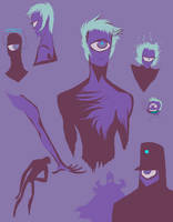 zam sketches by Spoonfayse