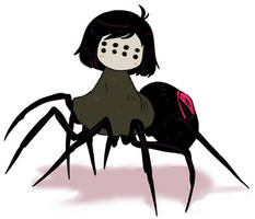 IT'S!! SPIDE GIRL!!