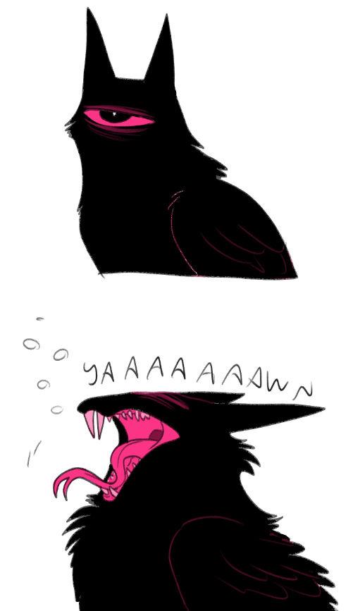 spitty yawn