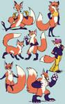fox style exploration