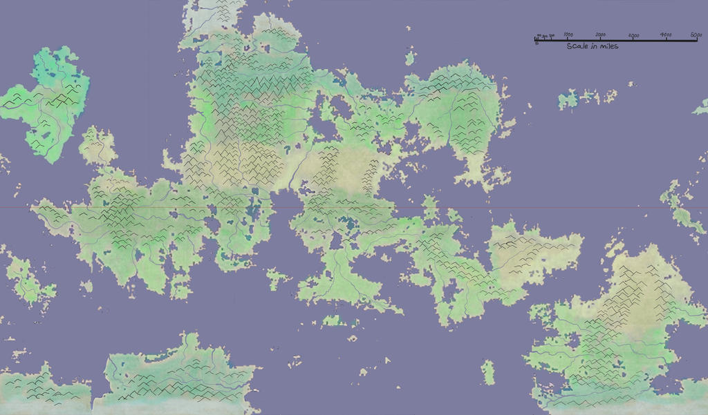 The gallery for Fantasy World Map Tumblr