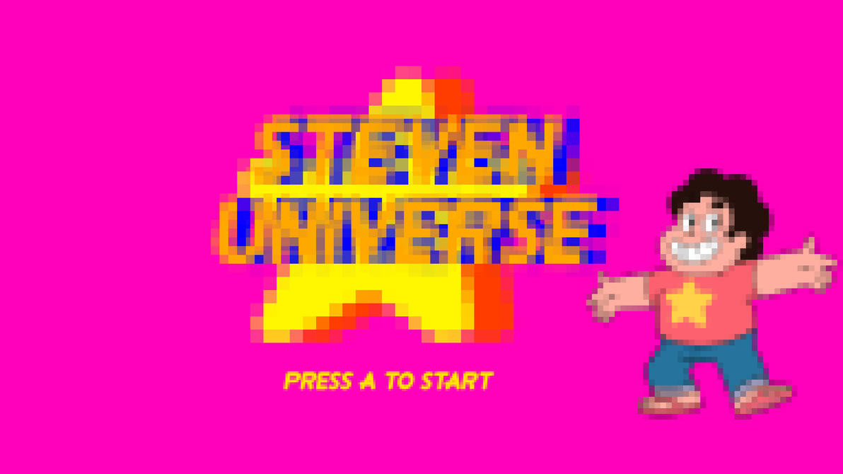 Steven Universe The Cartoon Series THE GAME! by GobbleWanker