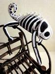 Skeleton Chameleon