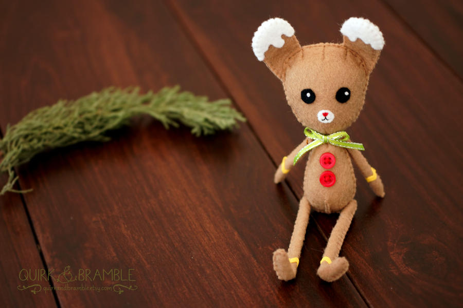 Gingerbunny by quirkandbramble
