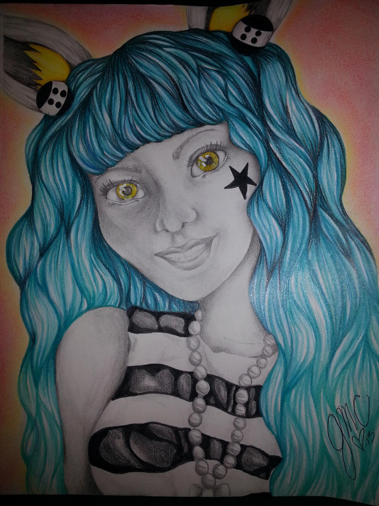 Amelia by JorddinCrawford