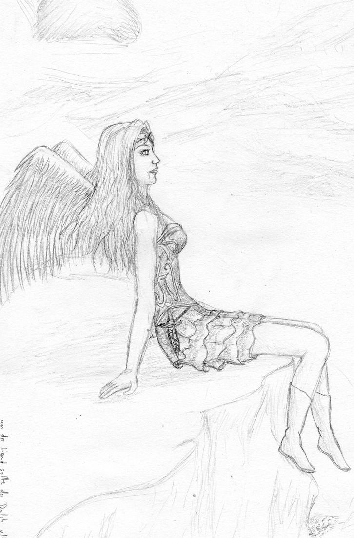Dark Angel by DragonKecks