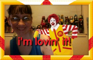 01 Stolen Treasure (my 1st Ark II story) Ronald_mcdonald_and_me_by_sportacusgirl-d8zgllh