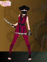 Musume Saki/Red Dragon