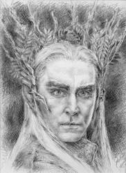 King Thranduil (Lee Pace)