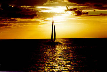 Bermuda Sunset by Tailgun2009