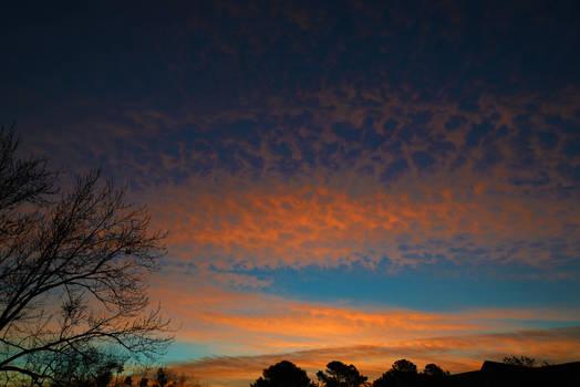 Morning Sky 1-5-13