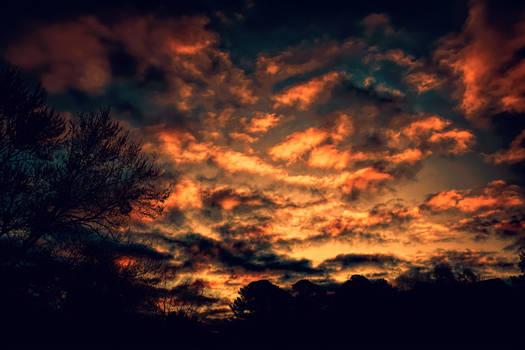 Sunrise Nov 24 2019