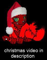merry christmas by DrewTheRedPoochyena
