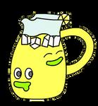 Fakemon: Lemonnuxe by DrewTheRedPoochyena
