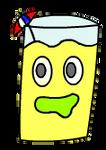 Fakemon: Lemonnish by DrewTheRedPoochyena